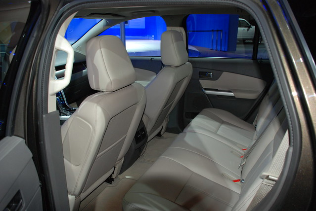 2011 ford edge rear seats flickr photo sharing. Black Bedroom Furniture Sets. Home Design Ideas