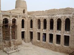 egyptian temple, arch, historic site, landmark, architecture, history, ruins, facade, column, brickwork, archaeological site,