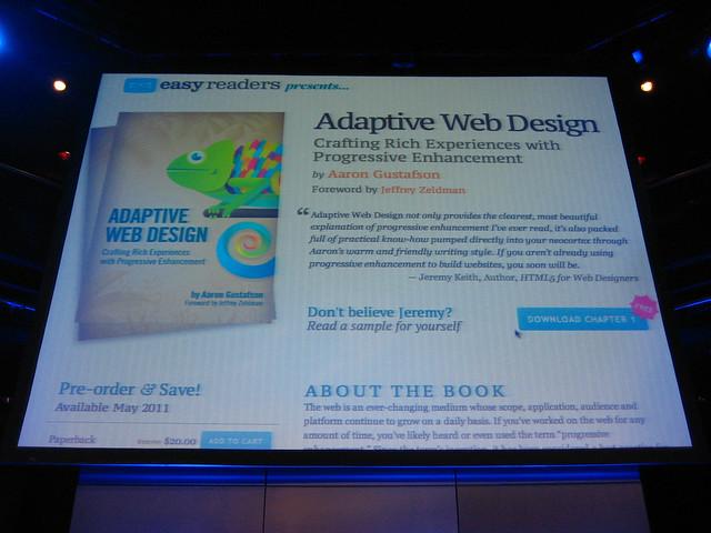 Adaptive Web Design And Responsive Web Design