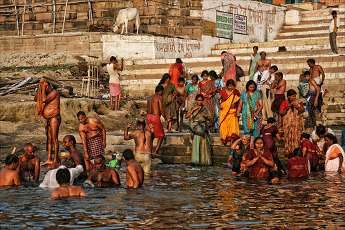 At the Ganges