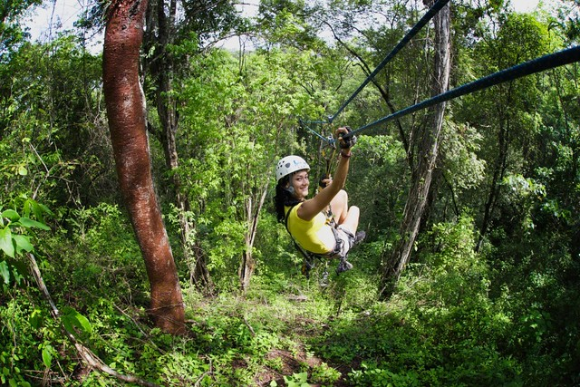 My Adventure on the Los Veranos Canopy Tour .The Official Puerto