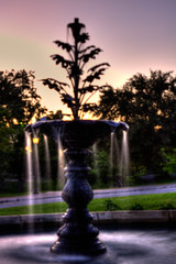 Fountain by Narno06