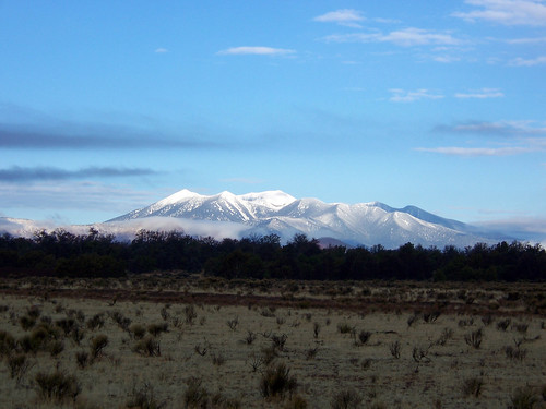 San Francisco Peaks, Flagstaff, AZ. Image courtesy USFS.