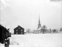 Ingatorp Old Church, Småland, Sweden