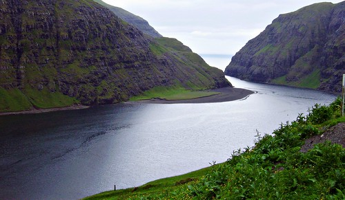 Saksun ,Faroe Islands