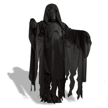 harry potter dementor costume