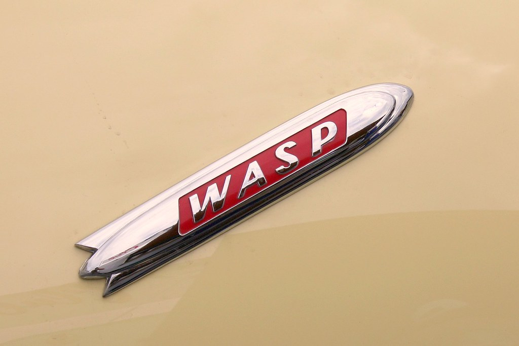 1953 Hudson Super  Wasp 2 door