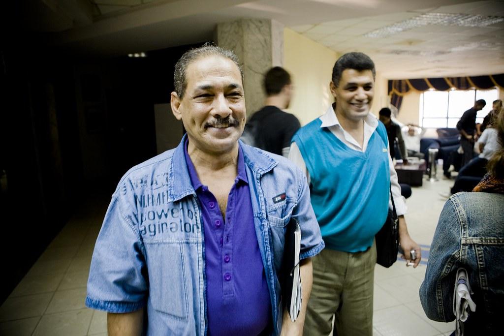 Abdel Qader Nada عبد القادر ندا by Hossam el-Hamalawy حسام الحملاوي