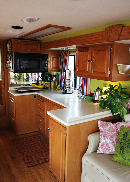 Decorating ideas for the rv 2 a gallery on flickr for Rv outdoor decorating ideas