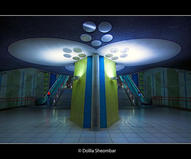 Underground Rotterdam Blaak