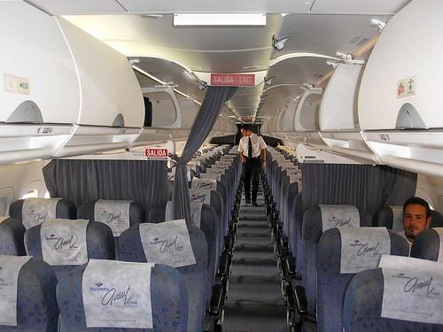 AeBal - Aerolineas Baleares (Spanair Link), Boeing 717-23S, EC-HUZ named Valldemossa (cn 55066/5054)