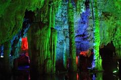 Yunnan 2008 - JiuXiang Caves