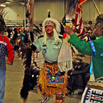 06~~ Milwaukee Wisconsin Indoor Pow Wow , March 2010