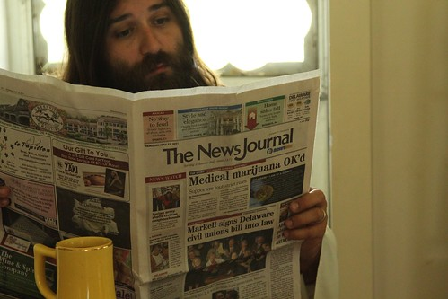 Jesus' Morning Reading
