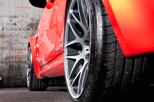 MORR Wheels & iCarbon BMW 1M