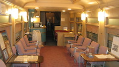 eddie 39 s rail fan page the interior of a preserved 1920 39 s era heavyweight parlor sleeping car. Black Bedroom Furniture Sets. Home Design Ideas
