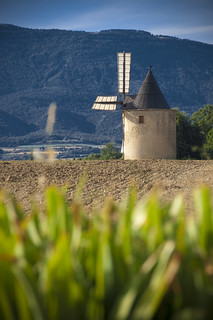 Windmill in Luberon