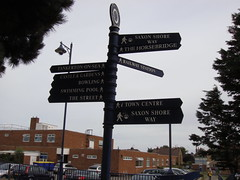Whitstable - Sign Post