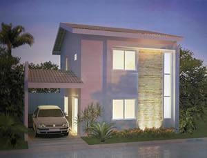 Plantas de casas modernas for Casa moderna 90m2