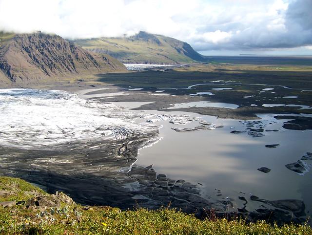 Parque Nacional de Skaftafell, Islandia, Skeidarárjökull