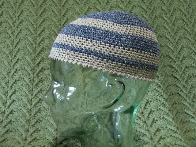 Crochet Beanie Skull Cap Hat Pattern Dancox For