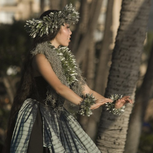The beauty and majesty of the hula passes down the legacy of the Hawaiian people.