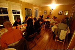 canadian thanksgiving dinner    MG 6137
