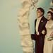 our wedding cake topper by MelanieF