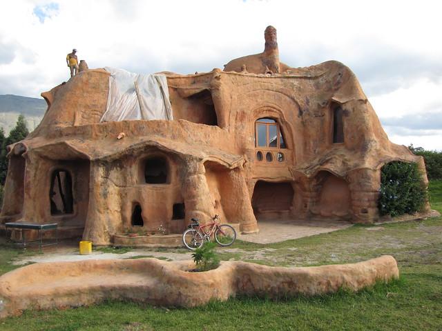 Casa de arcilla (Colombia)