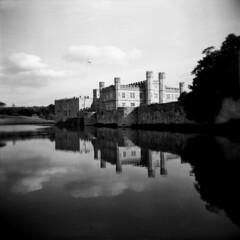 Leeds Castle (Holga version)