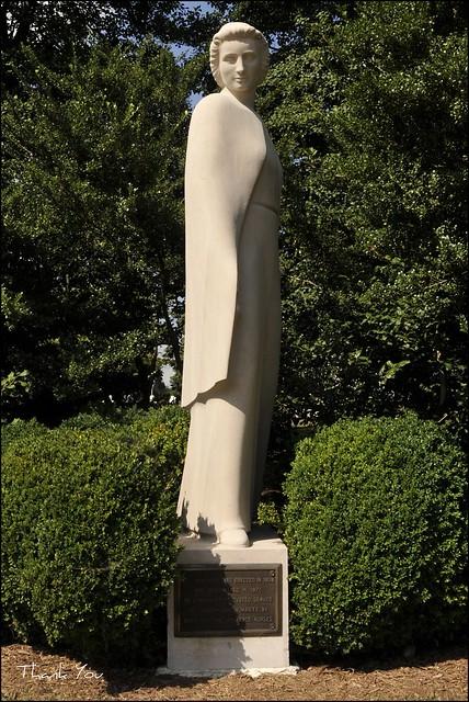 Arlington National Cemetery Nurse S Monument Flickr