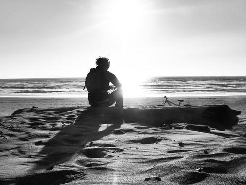 humboldt westcoast beachsunset madriverbeach