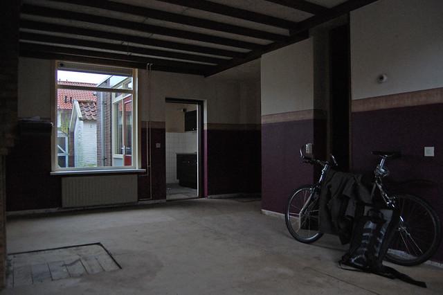 kamer Woon met doorzicht naar keuken en landschaps tuin  Flickr ...