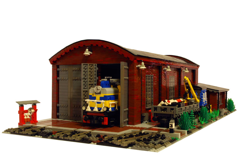 LEGO Trains!!! - Σελίδα 2 4210052266_791cd6d78d_o