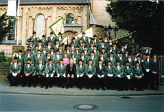 1993, Die gesamte Bruderschaft, Bild für das Jubiläum 1994, SW115