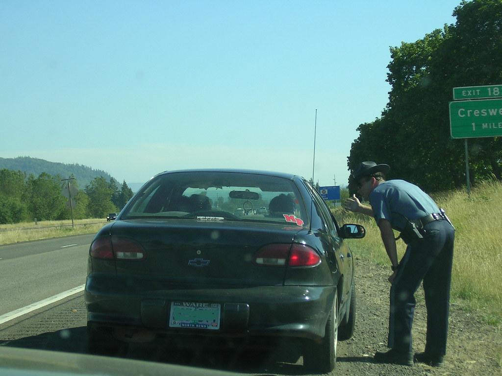 TACT speeding violation