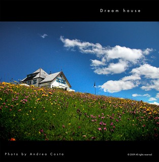 Dream house (Catinaccio – Rosengarten)