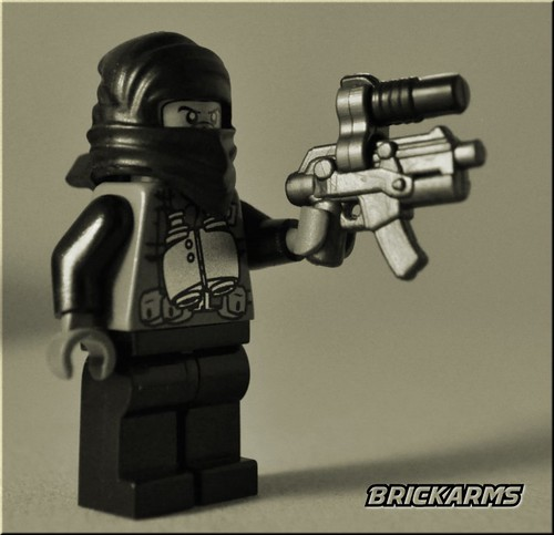 BrickArms Apoc SMG w/M203