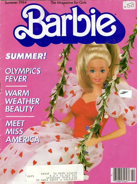summer 1984 barbie magazine flickr photo sharing