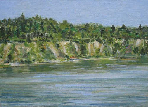 painting pleinair pochade