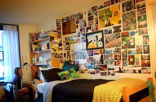 finding loveliness dorm decor