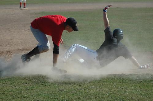 Carlos Casal in action in 2009