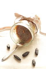 Confiture de marrons et fève tonka 1
