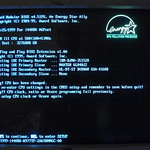 Linux / BIOS Fail