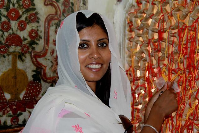 agra fatehpur sikri salim chisti