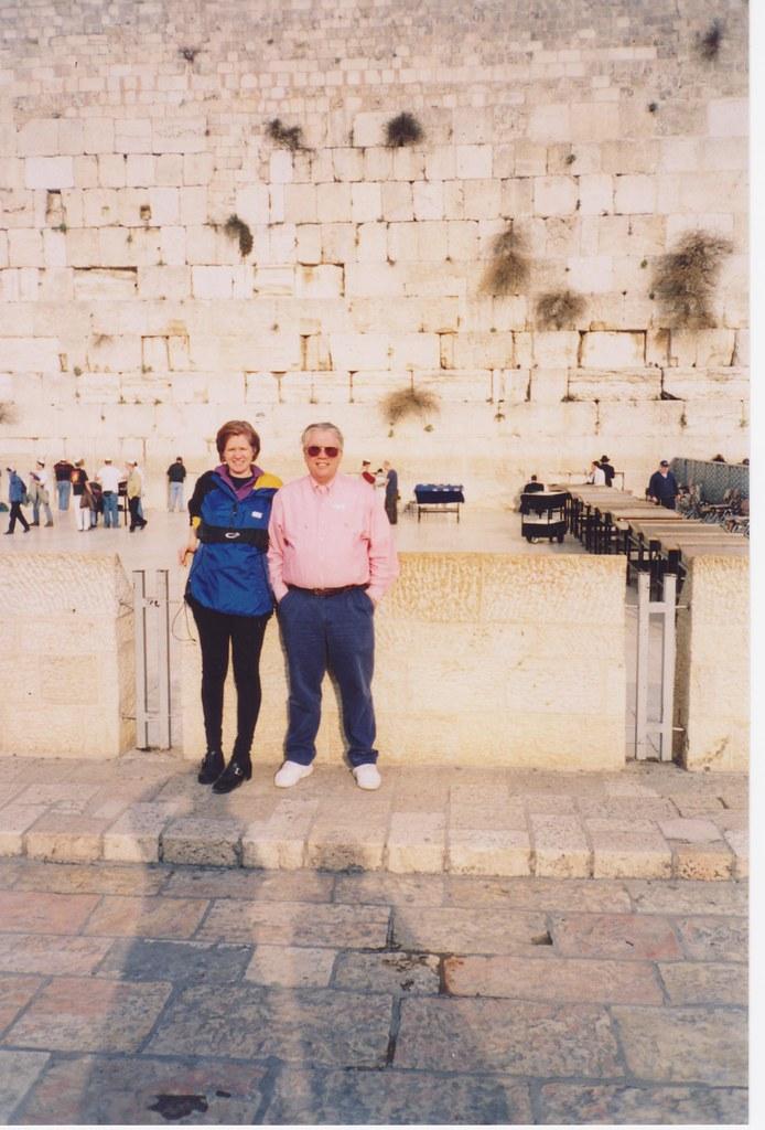 Ethel and Me - Wailing Wall