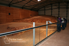 Lark Quarry Dinosaur Track Ways