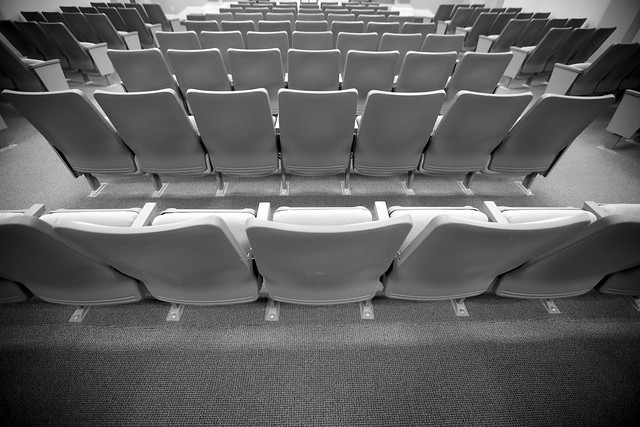 Missing Audience