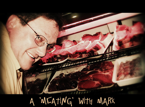 Week 34 - Meating with Mark