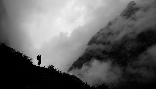 Nepal - Towards Machhapuchhre...